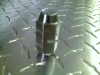 "1/2"" Chrome Lug Nut Closed End Acorn Style"
